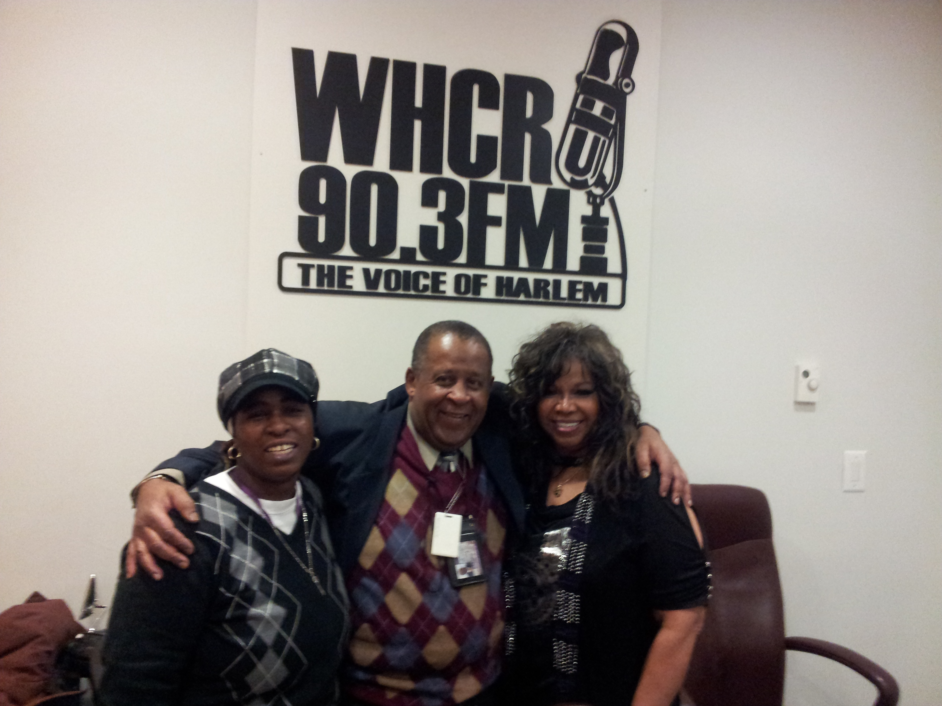 5 Kristy & WHCR Radio Hosts