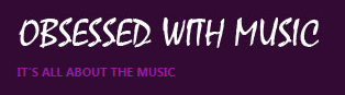 obsessed with music logo