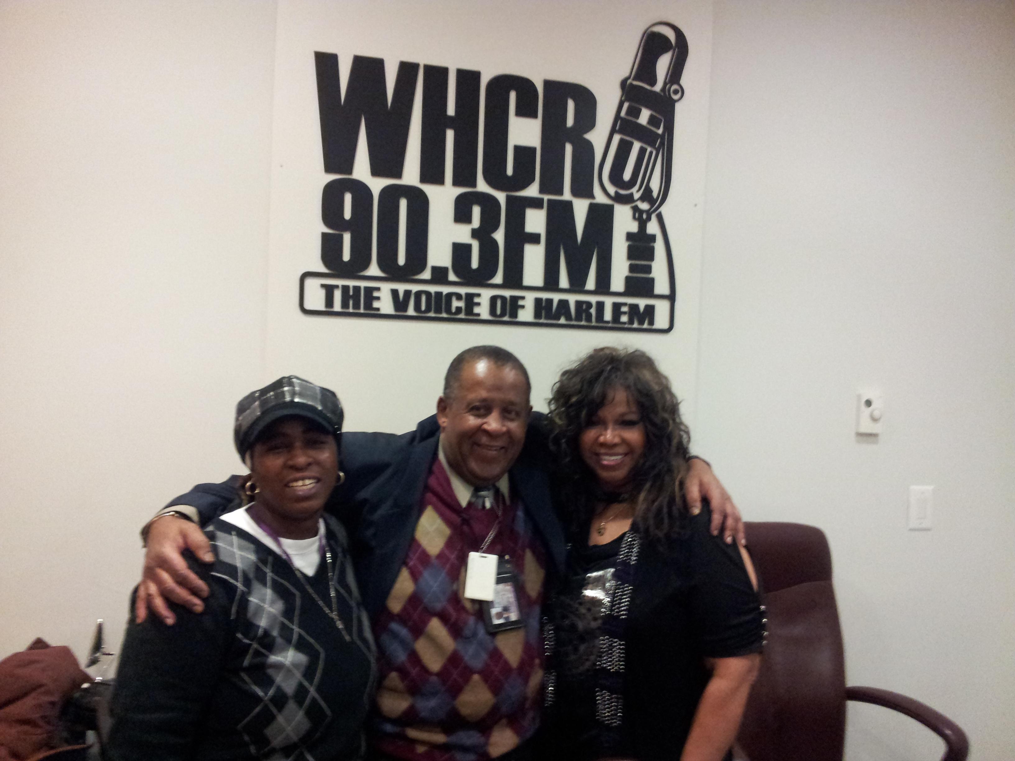 5 Kristy & WHCR Radio Hosts
